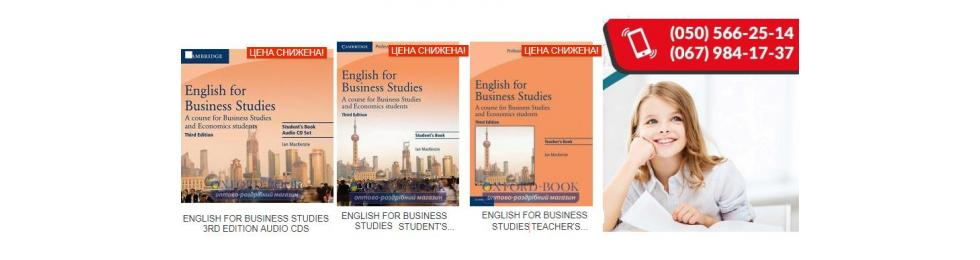 english for business studies third edition