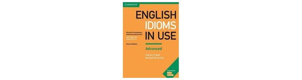 cambridge english idioms in use