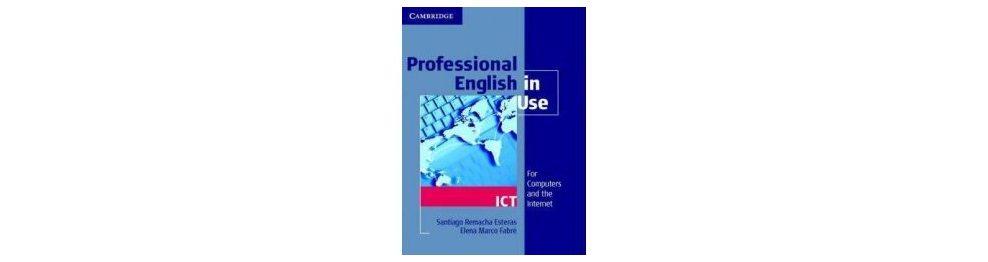 cambridge professional english in use