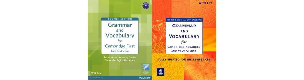grammar and vocabulary for