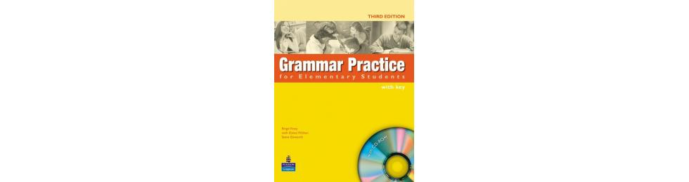 Grammar Practice for