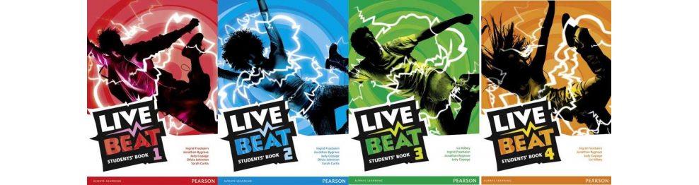 live beat book