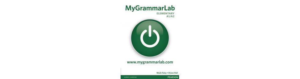 My grammar lab