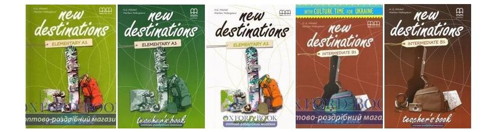new destinations