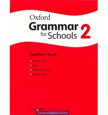 Oxford Grammar for Schools 2: Teacher's Book with Audio CD
