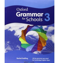 Oxford Grammar for Schools 3: Student's Book with DVD-ROM