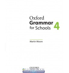 Oxford Grammar for Schools 4: Student's Book with DVD-ROM