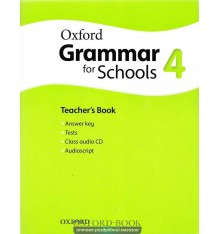 Oxford Grammar for Schools 4: Teacher's Book with Audio CD