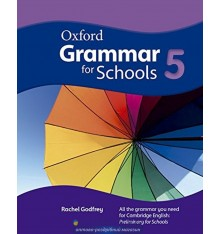 Oxford Grammar for Schools 5: Student's Book with DVD-ROM