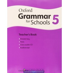 Oxford Grammar for Schools 5: Teacher's Book with Audio CD