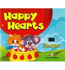 Happy Hearts Starter Pupil's Book