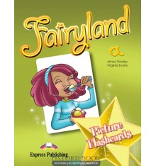 Fairyland Starter Picture Flashcards Set a