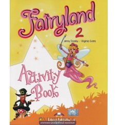 Fairyland 2 Activity Book