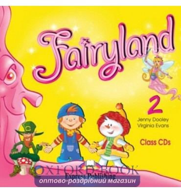 Fairyland 2 Class CD (of 2)
