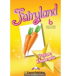 Fairyland 2 Picture Flashcards Set b