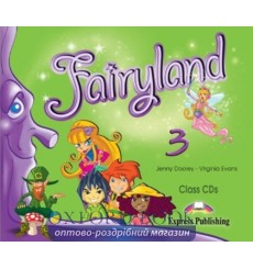 Fairyland 3 Class CD (of 3)