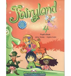 Fairyland 4 Pupils Book