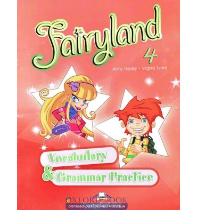 Fairyland 4 Vocabulary And Grammar Practice