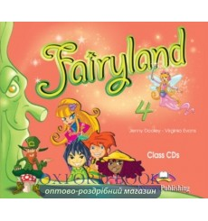 Fairyland 4 Class CD (of 4)