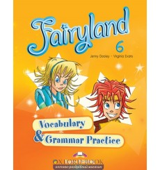 Fairyland 6 Vocabulary And Grammar Practice