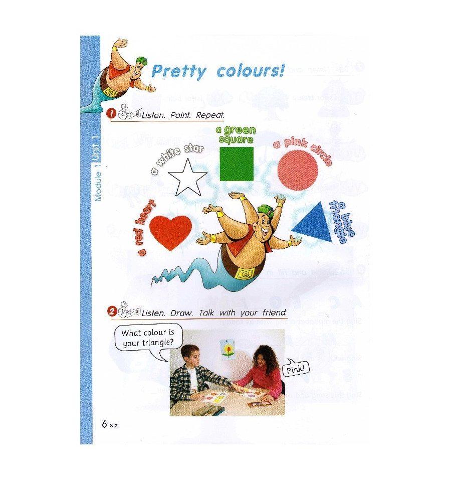 Welcome Starter B Pupils Book