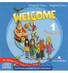 Welcome 1 Class CD (SET 3)