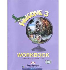 Welcome 3 Workbook