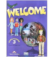 Welcome 3 Pupil's Book