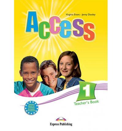 Access 1 Teacher's book (Interleaved)