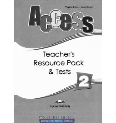 Access 2 Teacher's Resource Pack & Tests