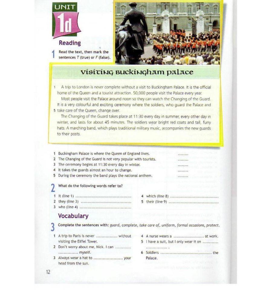 Access workbook 3 учебник по английской ст