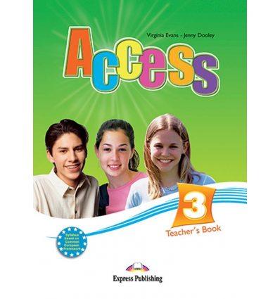 Access 3 Teacher's book (Interleaved)