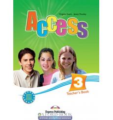 Access 3 Teacher's book (Interleaved)
