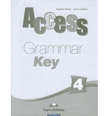 Access 4 Grammar Key