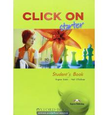 Click On Starter Student`s Book