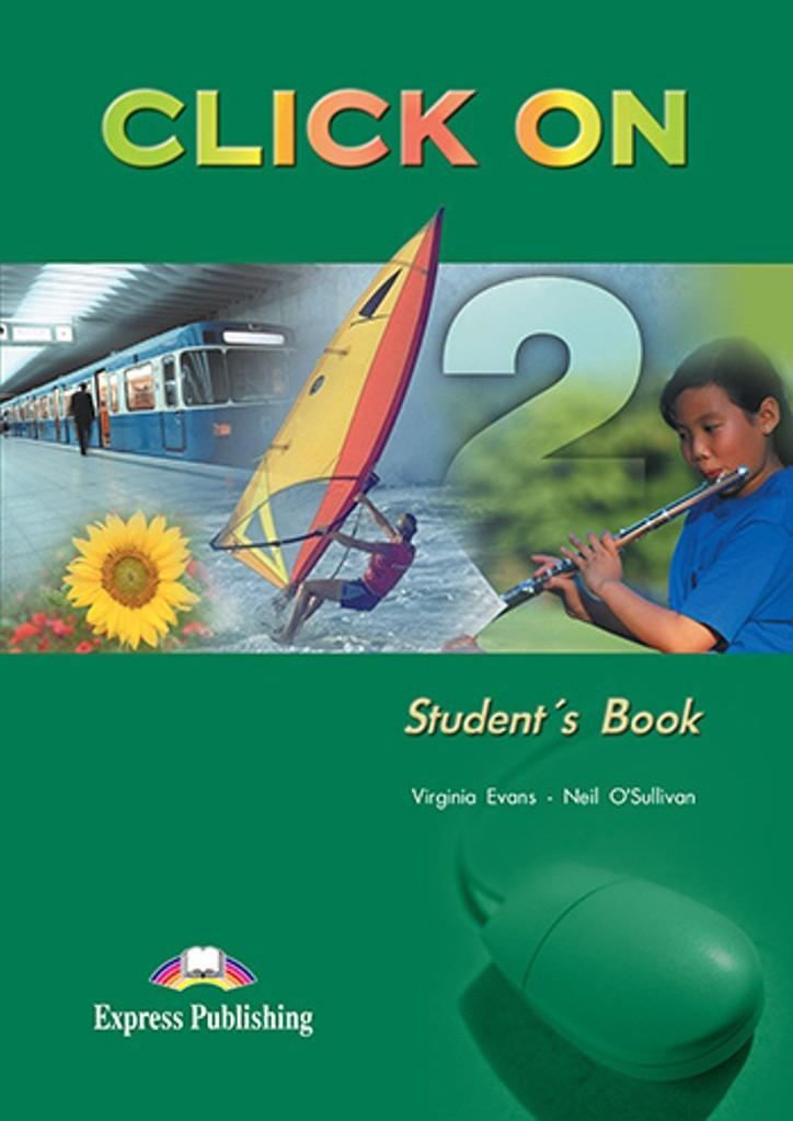 Решебник по английскому click on 2 students book