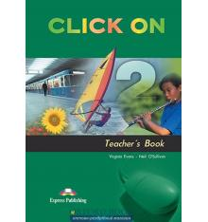 Click On 2 Teacher's Book