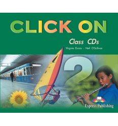 Click On 2 Class CD (Set 3)