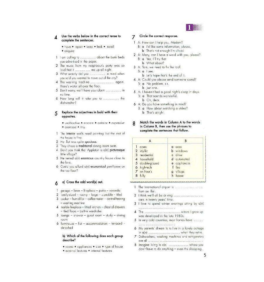 Click on 1 workbook ответы
