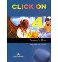 Click On 4 Teacher's Book