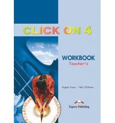 Click On 4 Workbook Teacher`s