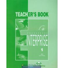 Enterprise 1 Teacher's Book