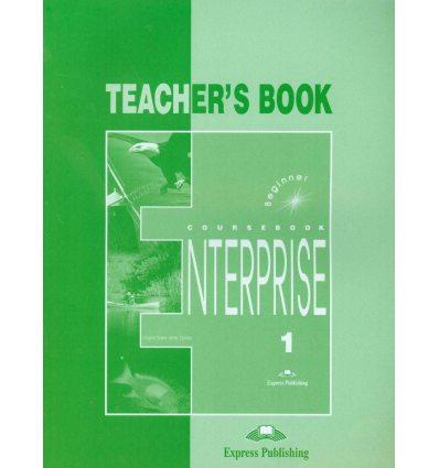 Enterprise 1 Teacher's Book
