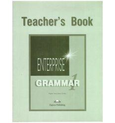 Enterprise 1 Grammar Teacher's