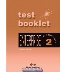 Enterprise 2 Test Booklet