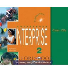 Enterprise 2 Class Audio CDs (Set of 3)