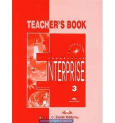 Enterprise 3 Teacher's Book
