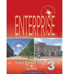 Enterprise 3 Video Activity Book