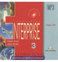 Enterprise 3 Class Audio CDs (Set of 3)