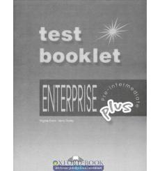 Enterprise Plus Test Booklet